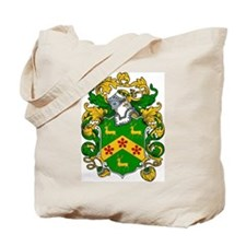 Robinson Family Crest Tote Bag