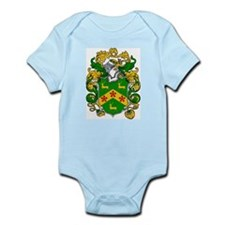 Robinson Family Crest Infant Creeper