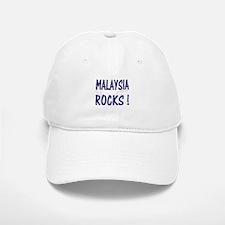 Malaysia Rocks ! Baseball Baseball Cap