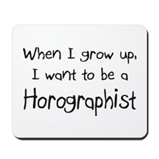 When I grow up I want to be a Horographist Mousepa