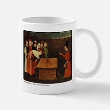 The Conjurer Mug, Lefty