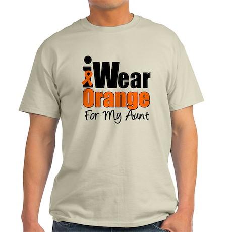 Leukemia Aunt Light T-Shirt
