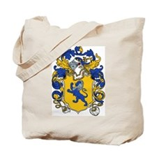 Rodney Family Crest Tote Bag