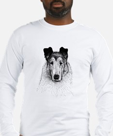 Smooth Collie Long Sleeve T-Shirt