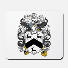 Rogers Family Crest Mousepad