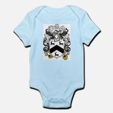 Rogers Family Crest Infant Creeper