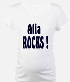 Alia Rocks ! Shirt
