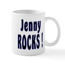 Jenny Rocks ! Mug