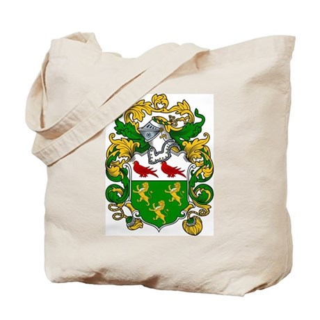 Rooney Family Crest Tote Bag