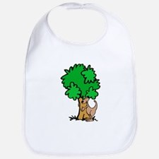 Kangaroo Tree Hugger Bib