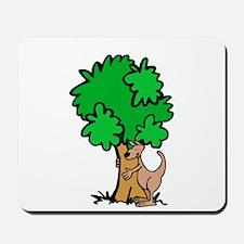 Kangaroo Tree Hugger Mousepad