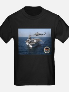 USS John F. Kennedy CV-67 T