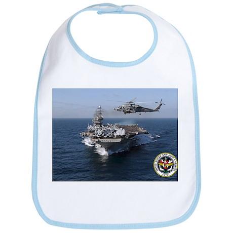 USS John F. Kennedy CV-67 Bib