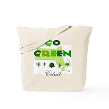 Go Green Cotuit Reusable Tote Bag