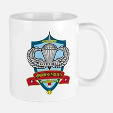 airborne go to hell Mugs