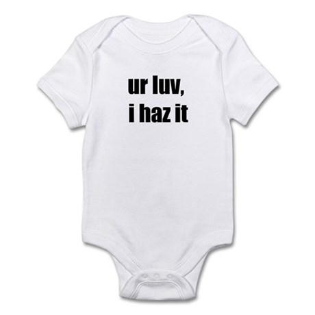 Ur luv Infant Bodysuit