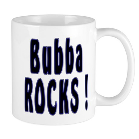 Bubba Rocks Mug By Tshirtdotcom