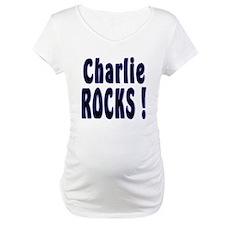 Charlie Rocks ! Shirt