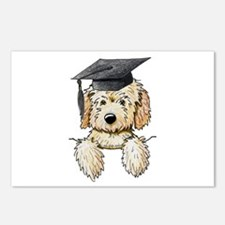 Graduation Pkt. Doodle Postcards (Package of 8)