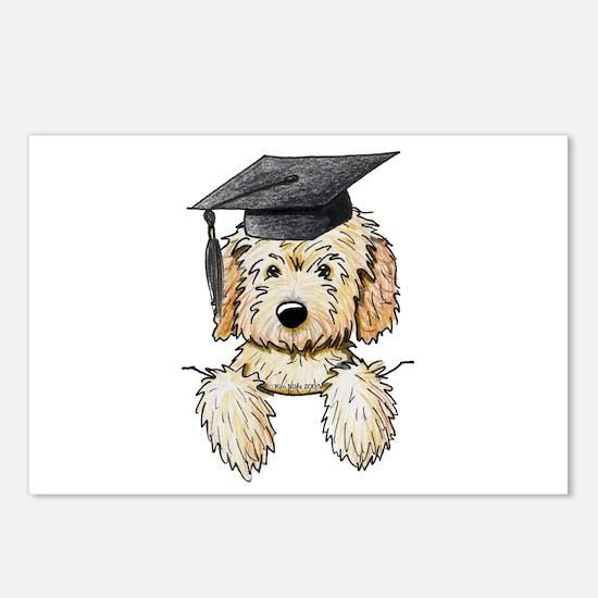 Graduation Pkt. Doodle Postcards (Package of 8)