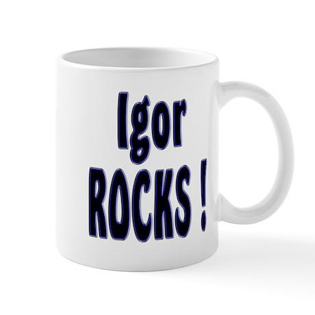 Igor Rocks ! Mug