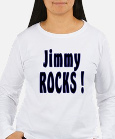 Jimmy Rocks ! T-Shirt