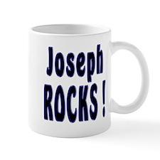 Joseph Rocks ! Mug