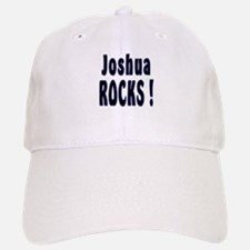 Joshua Rocks ! Baseball Baseball Cap