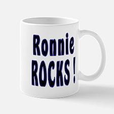 Ronnie Rocks ! Mug