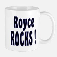Royce Rocks ! Mug