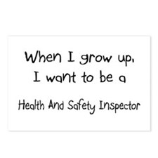 When I grow up I want to be a Health And Safety In
