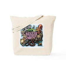 Cute Texas state armadillos Tote Bag