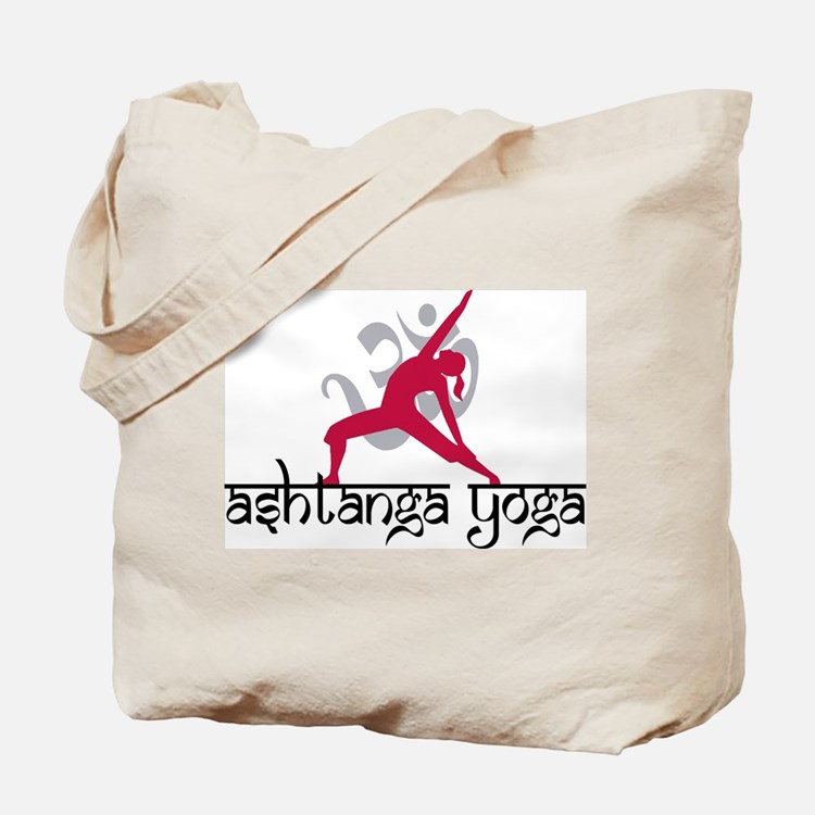 Ashtanga Yoga Tote Bag