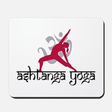 Ashtanga Yoga Mousepad