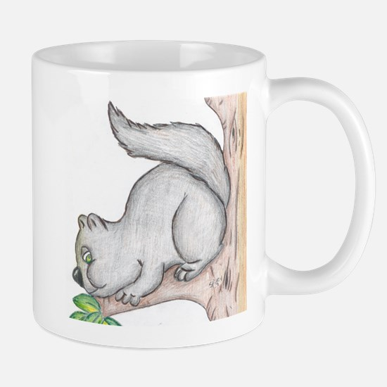 Sugar Squirrel Mug