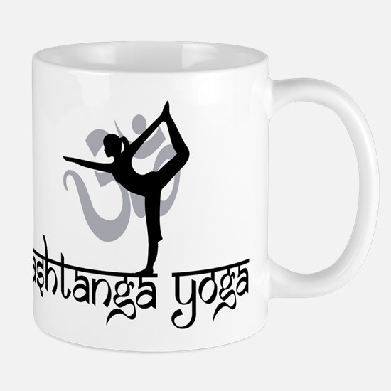Ashtanga Yoga Mug