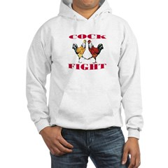 Cock Fight Hoodie