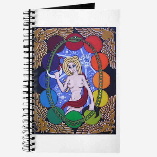Cute Augustus Journal