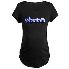 Retro Dominik (Blue) T-Shirt