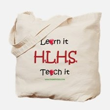 HLHS- Learn it, Teach it Tote Bag