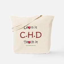 CHD- Learn it, Teach it Tote Bag