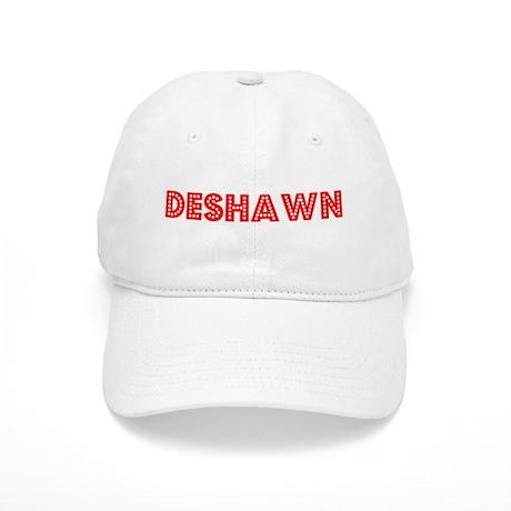 Retro Deshawn (Red) Cap