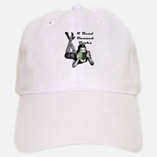Banned Books Baseball Baseball Cap