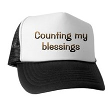 CW Counting Blessings Trucker Hat