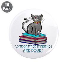 """Best Friends 3.5"""" Button (10 pack)"""