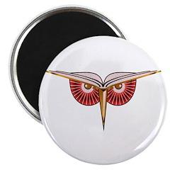 Book Owl Magnet