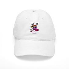 Book Woman Baseball Cap