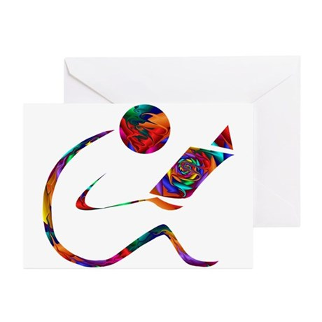The Reader Greeting Cards (Pk of 20)
