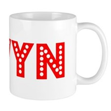 Retro Devyn (Red) Mug
