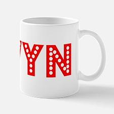 Retro Devyn (Red) Mug